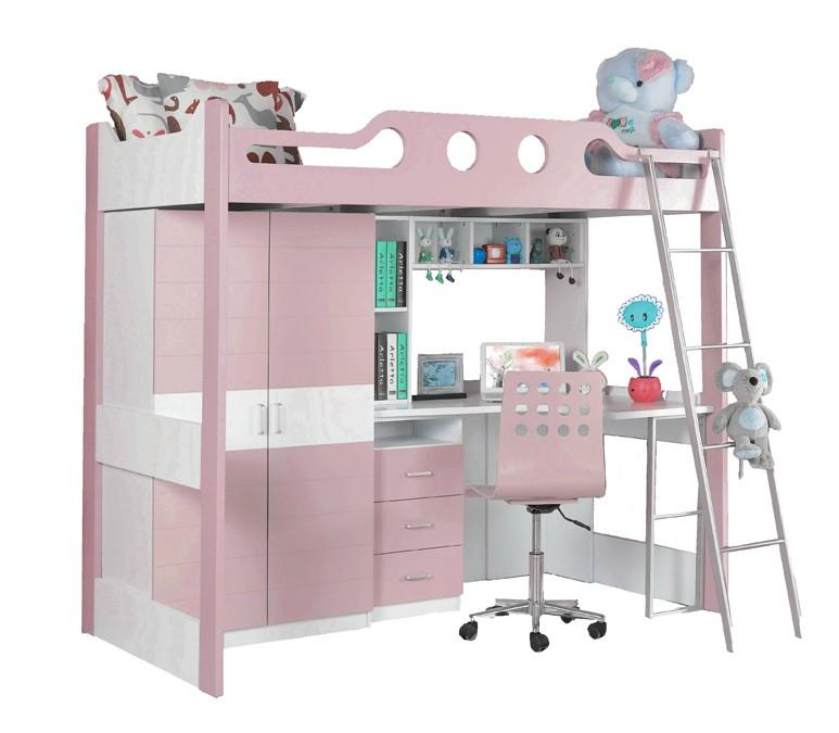 兒童皇國 多功能組合床 *可訂造尺寸  (IS3859)